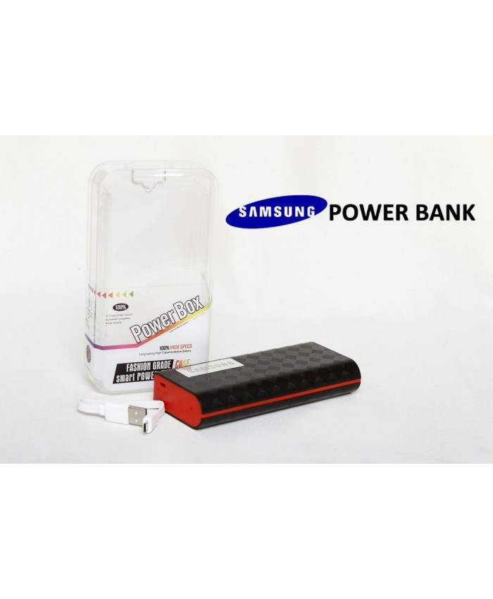 Samsung (20000 mAh) Battery Power Bank with LED