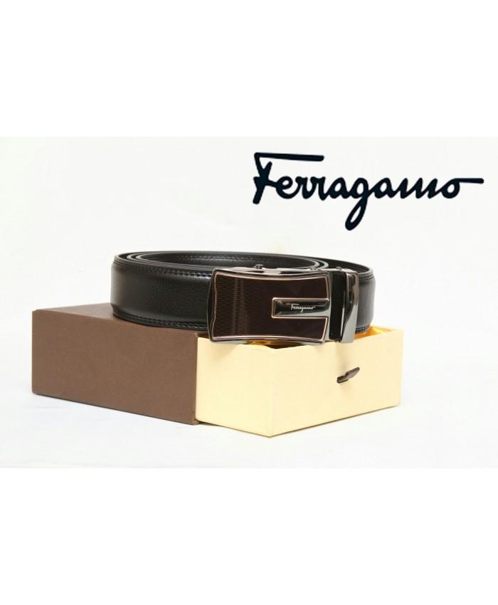 FERRAGAMO-Belt Leather