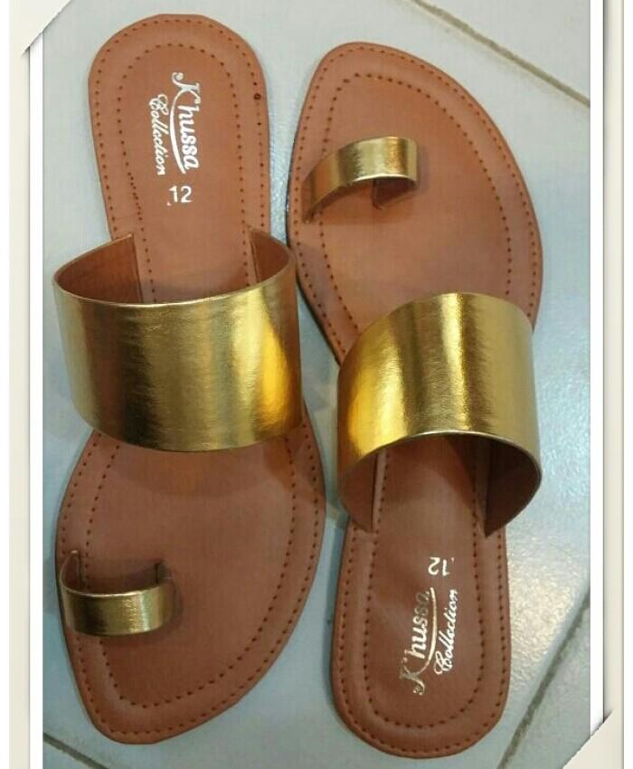 Golden Silver-Thumb Kolhapuri