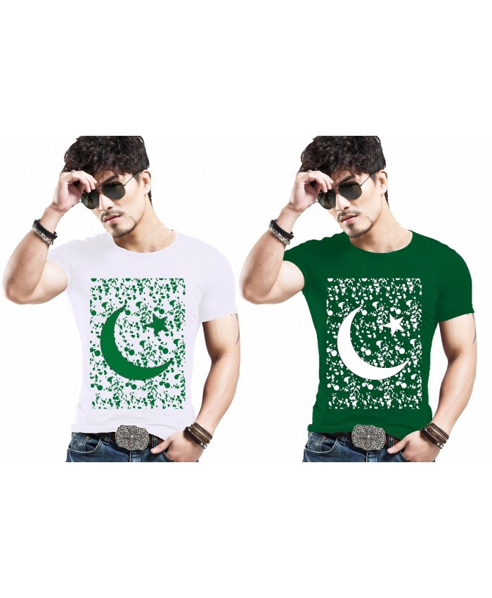 14th AUGUST T-Shirts (PACK OF 2)
